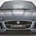 Jaguar C-X16 Concept Car (video)