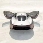 JaguarC-X75_rear