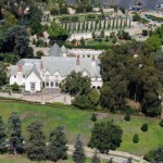 Greystone Mansion - Beverly Hills