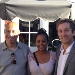 Diesel Bookstore Reception - Brentwood Country Mart