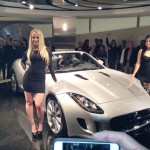 Jaguar F-type Launch Party - Galpin Premier Collection