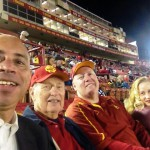 USC v. Arizona Homecoming Game - Exposition Park, CA